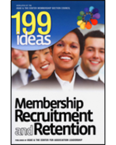 199 ideas membership recruitment retention
