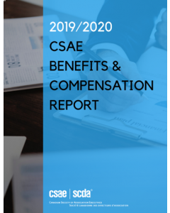 CSAE 2019/2020 Benefits and Compensation Report (PDF format)