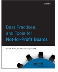 Best Practices and Tools for Not-for-Profit Boards, 2nd Edition (Digital Edition)