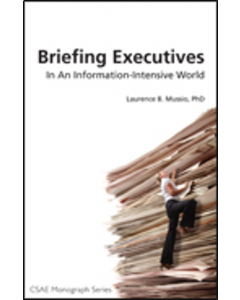 briefing executives information intensive world