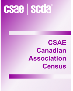CSAE Canadian Association Census