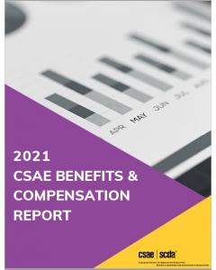 CSAE 2021 Benefits&Compensation Report (PDF format)