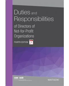 Duties and Responsibilities of Directors