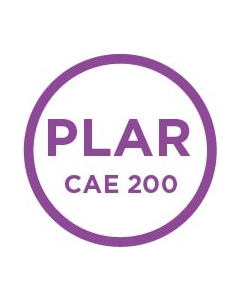 Prior Learning Assessment: CAE 200