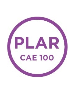 Prior Learning Assessment: CAE 100