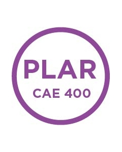 Prior Learning Assessment: CAE 400