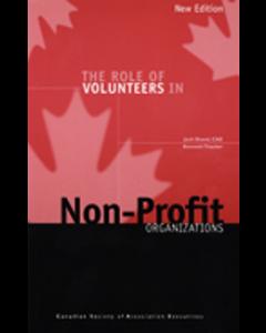 role of volunteers