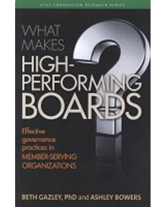 what makes high performing boards
